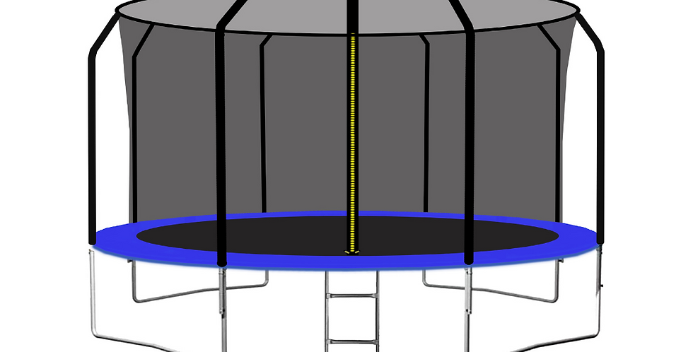 Cama elástica Smart Tech 16ft -4,66mt