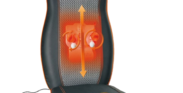 Masajeador Smart Tech Shiatsu Para Silla ST-AM1