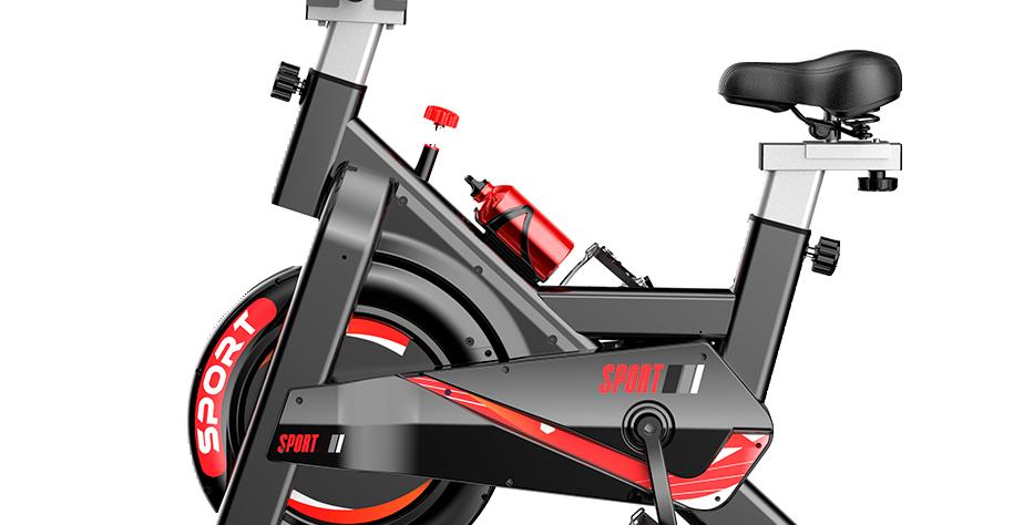 Bicicleta Fija Spinning SmartTech RB-EB0021