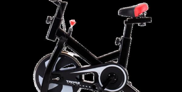 Bicicleta Fija Spinning Smart Tech RB-EB0018