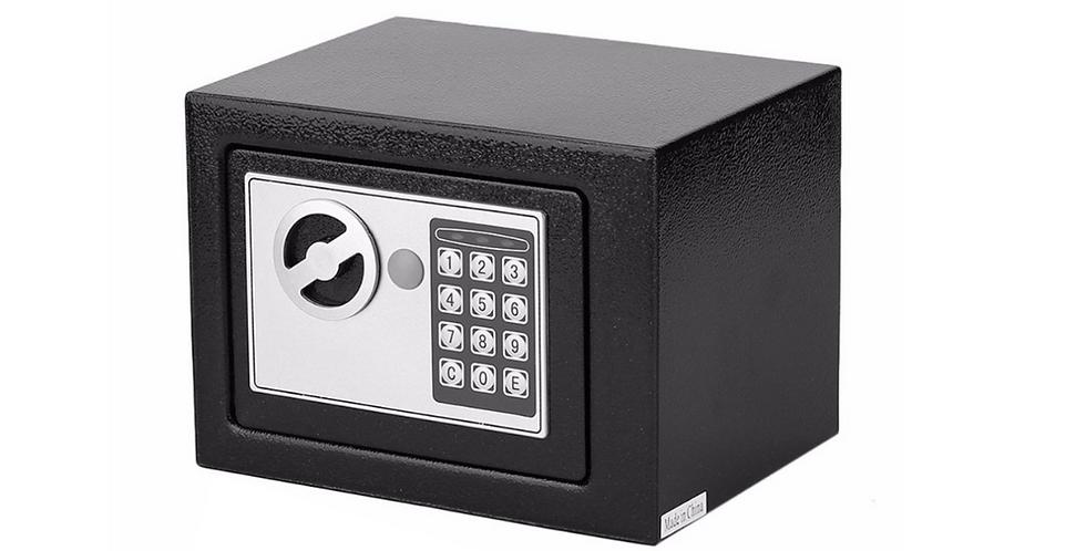 Caja de seguridad Smart Tech ST- SAFE 231717