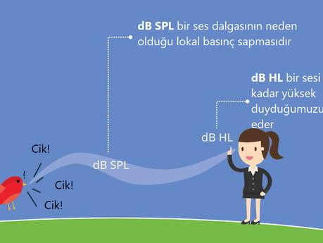DESİBEL (dB) TEMEL BİLGİLER
