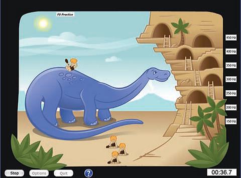 dinosaur-flyer151 Ses ve Konusma Bozuklu