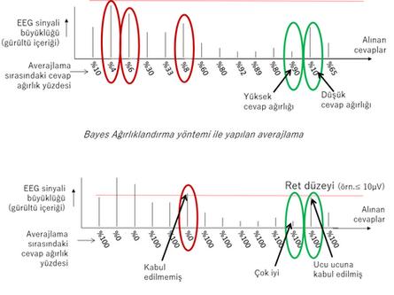 Elektrofizyoloji Ölçümlerinde İpuçları: BAYES AĞIRLIKLANDIRMA YÖNTEMİ