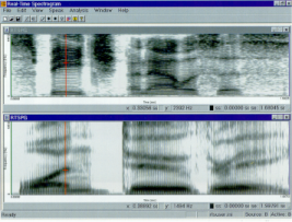 Real Time Spectogram