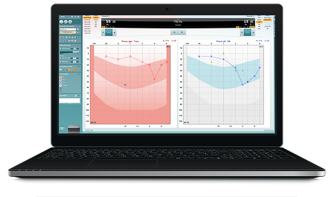 Affinity Compact screens_Audiometry_lapt