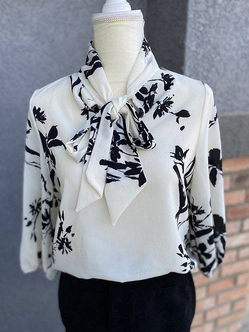 FRIDA BLOUSE (WHITE)