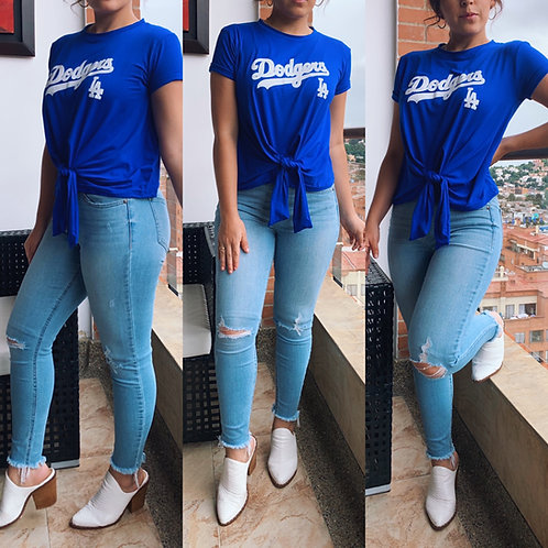 DODGERS BABE