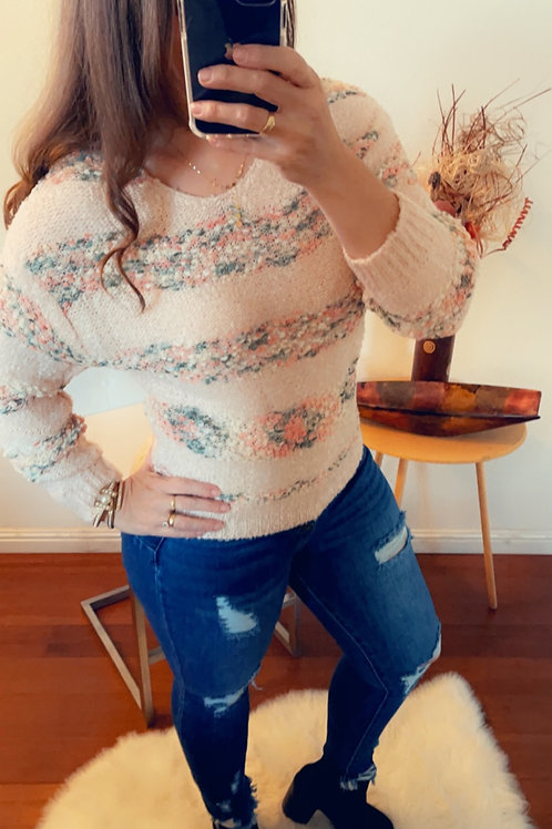LAIDY PINK SWEATER
