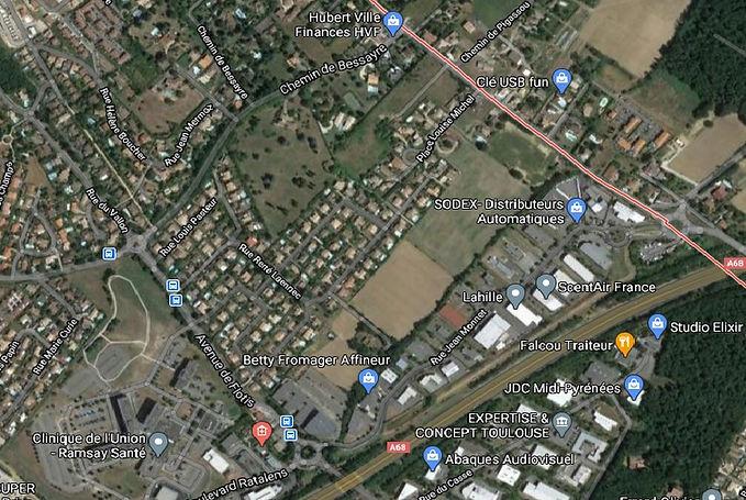 Parc St Jean Google map.jpg