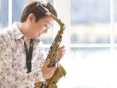 OneNoteミュージックスクール、サックス科、酒井康充