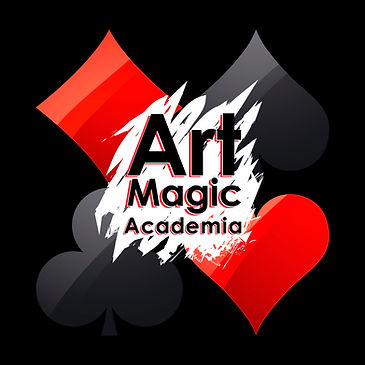 Art Magic Academia_Logo (fondo negro 02)