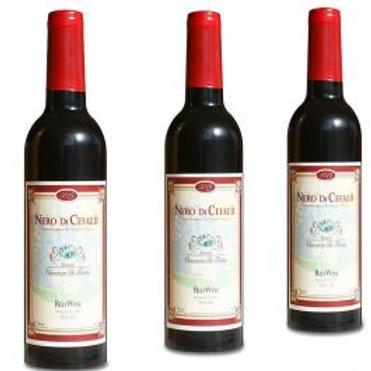 set de 3 Botellas vino