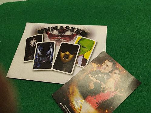 Unmasked By Arkadio&Solange