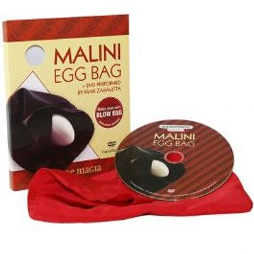 Set Bolsa Malini DVD + bolsa Roja