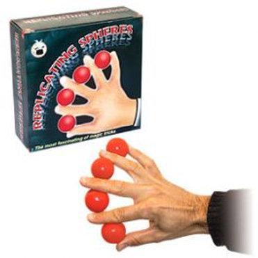 Bolas manipulación plástico