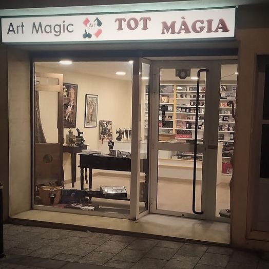 Tienda de Magia
