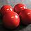 Thumbnail: Bolas manipulación madera Rojas