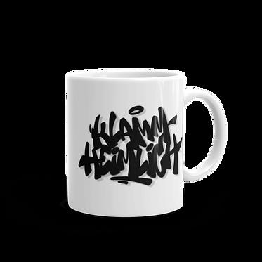CUP | Shop-Logo | White/Black