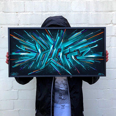 PRINT | Abstract Style | by SPLIFF.One