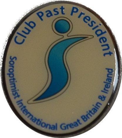 Club Past President Badge