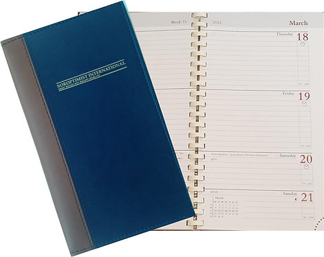 Complete 2021 Diary