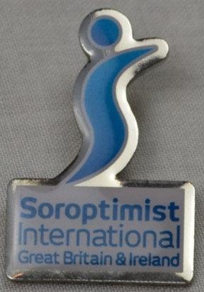SIGBI Dynamic S Lapel Badge