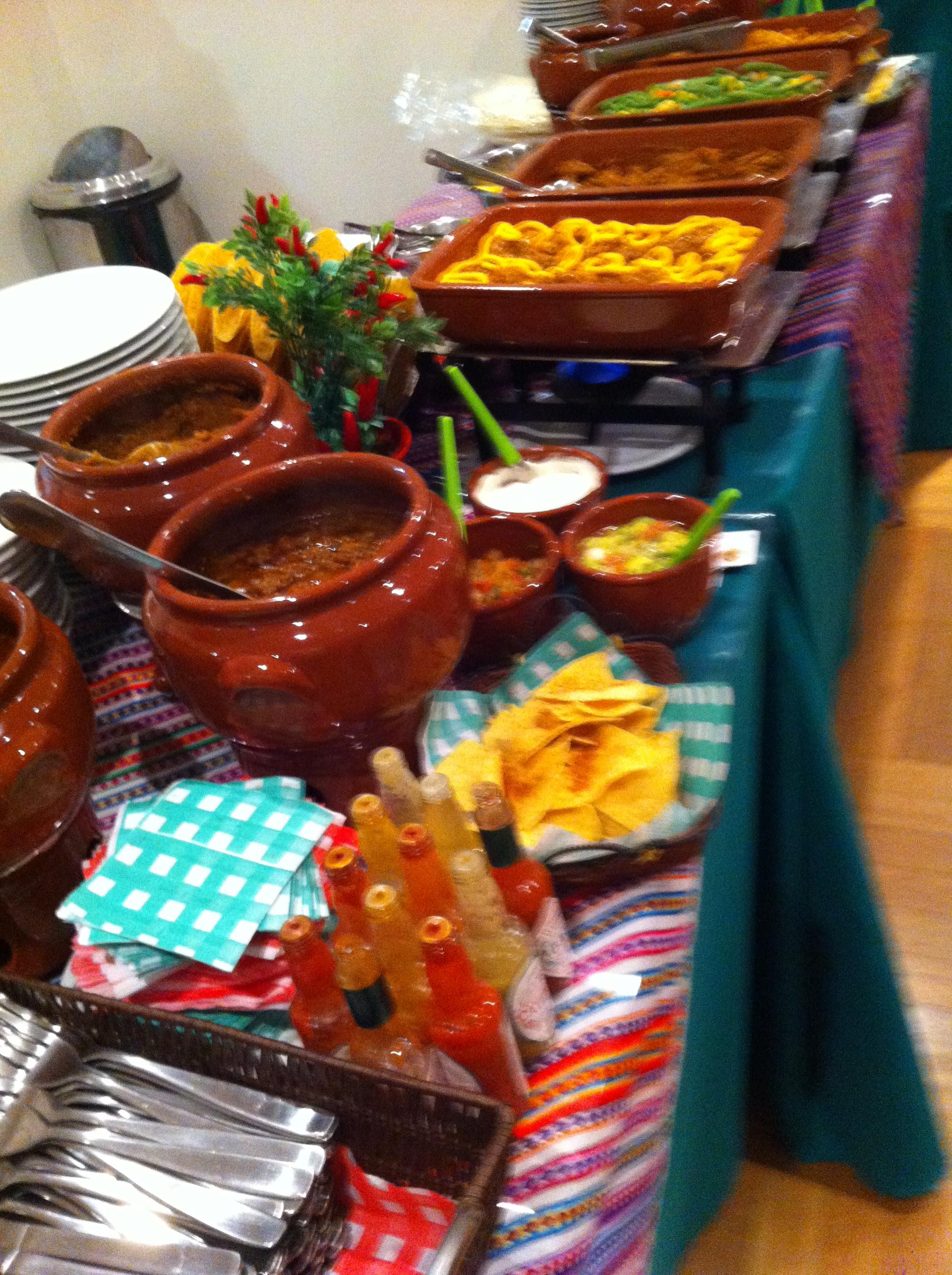 Buffet Mexicano sp