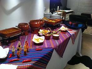 Cardápio Mexicano Toro & Pancho