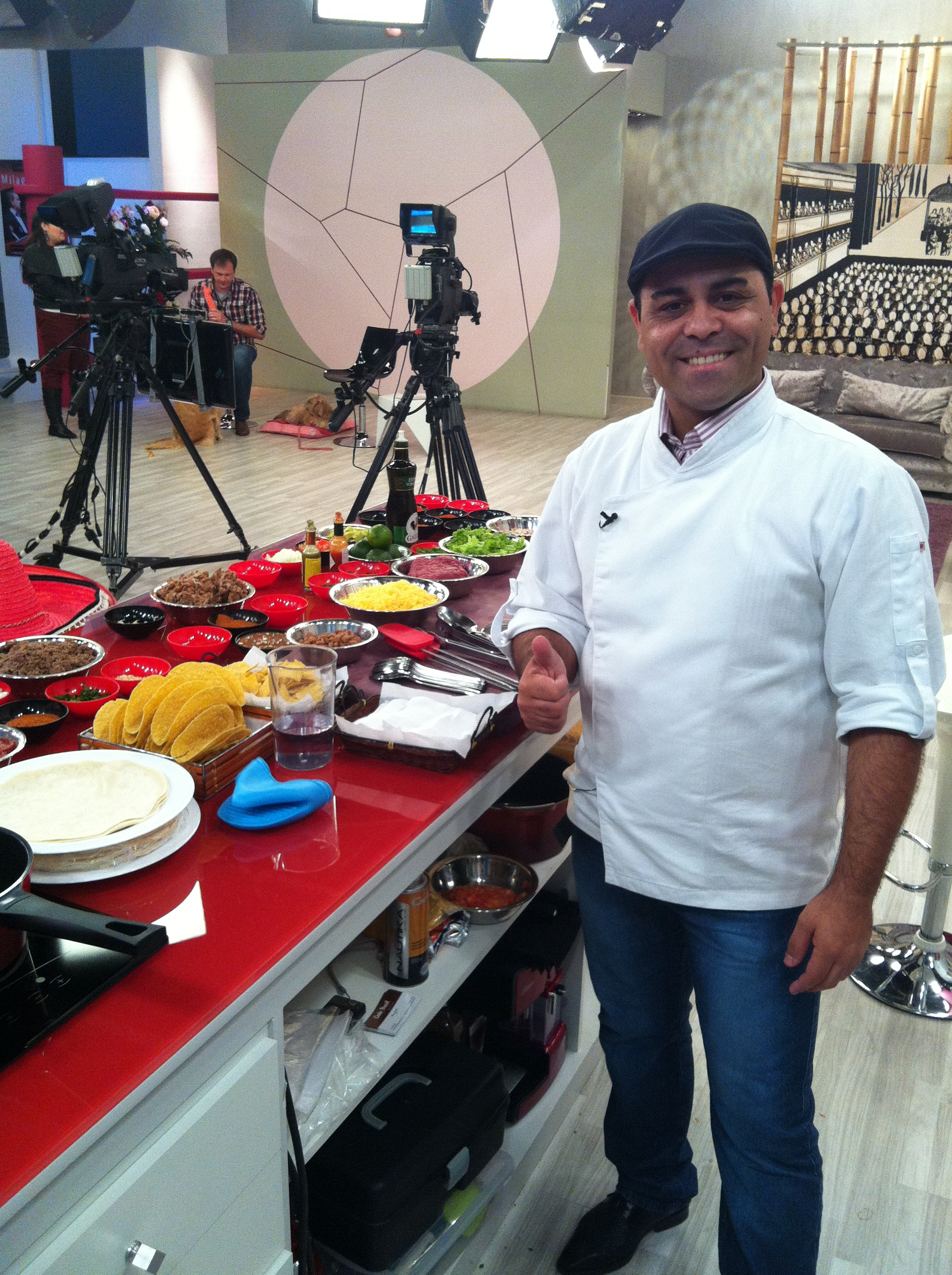 Chef Davi Costa e Buffet Mexicano