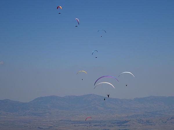 Krusevo Paragliding Fly4Seasons