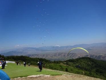 Paragliding Sky Krusevo