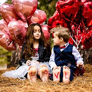 Harleen & Grayson Valentines Day