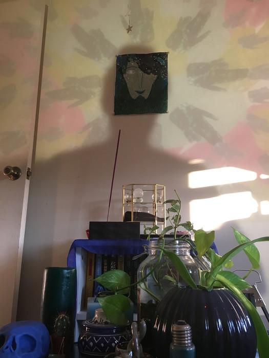 Goddess Installation 'Clarity'