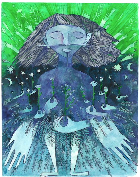 Goddess 'Harmony'