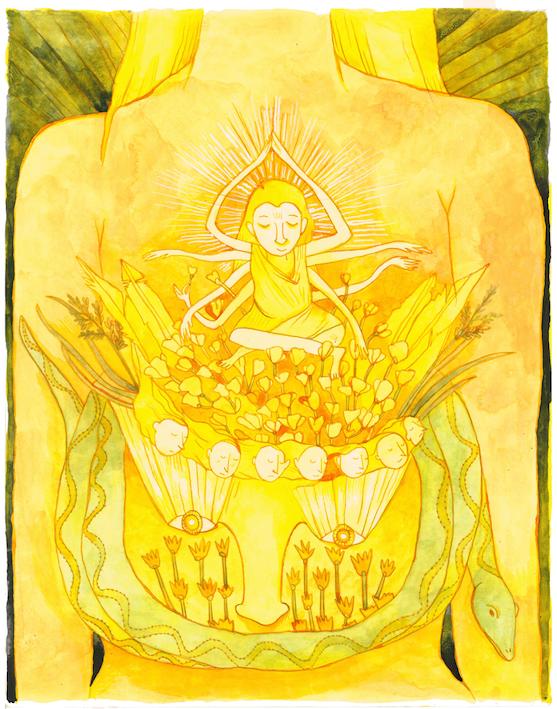 Goddess 'Joy'