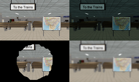VR Impairment Simulator (Unity/GearVR)