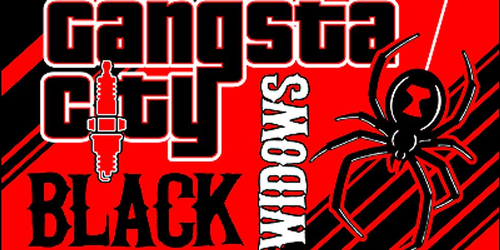 Black Widows Event / Sept 2021 (deposit only)