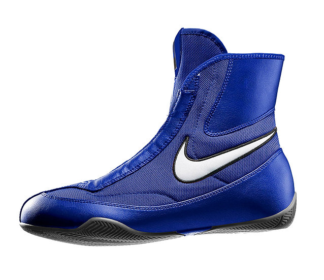 Nike Machomai Mid Blu