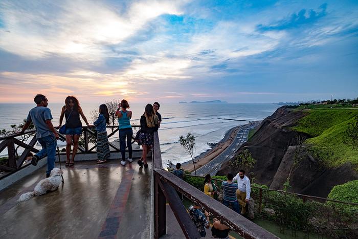 Die Flucht aus Lima