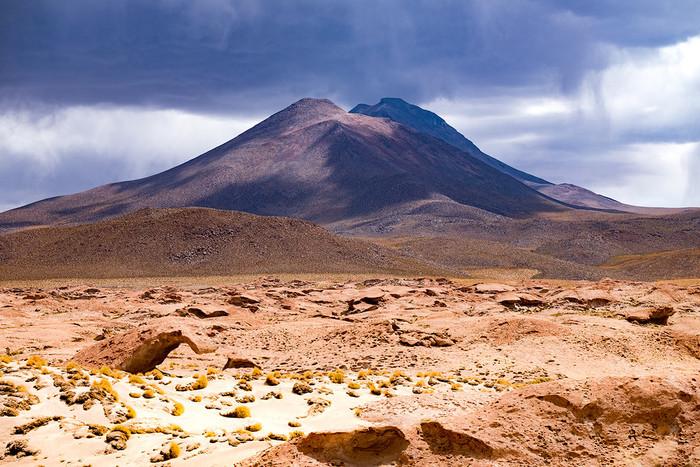 Härteprüfung in Bolivien