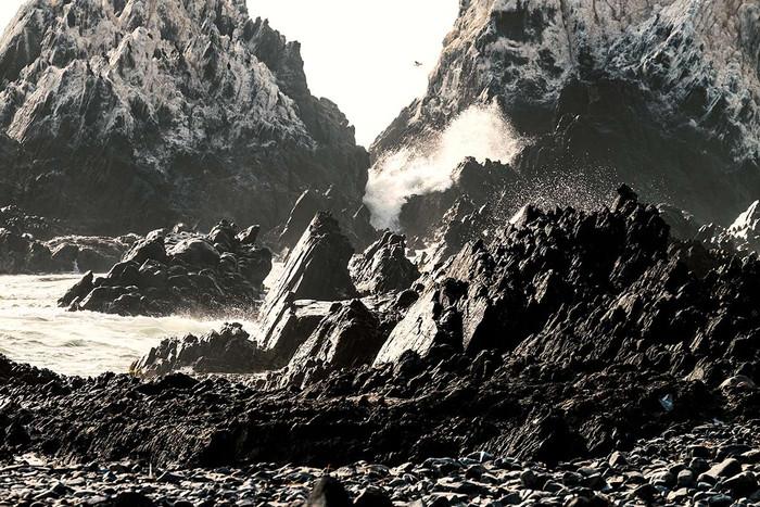 Das archaische Land | 2 Fotos