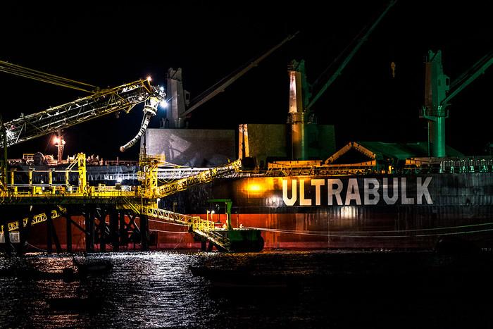 Dockside meets Antofagasta