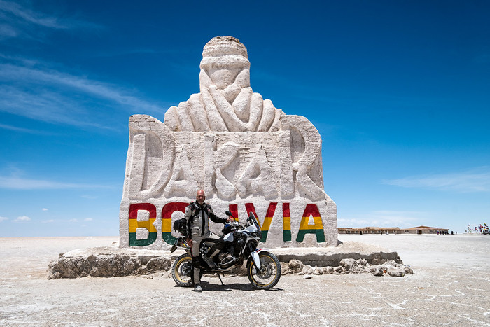 160 Kilometer Salz | 3 Fotos