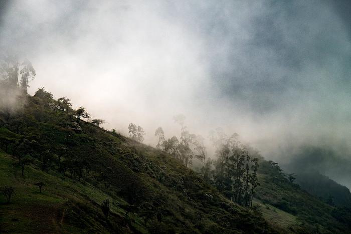 Im Land der Nebelkrieger | 2 Fotos