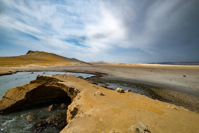 Durch die Küstenwüste | 2 Fotos