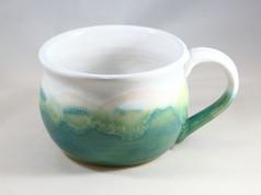Seaglass Soup Mug