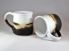 Deep Earth Mug Pair