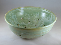 Dusted Green Berry Bowl