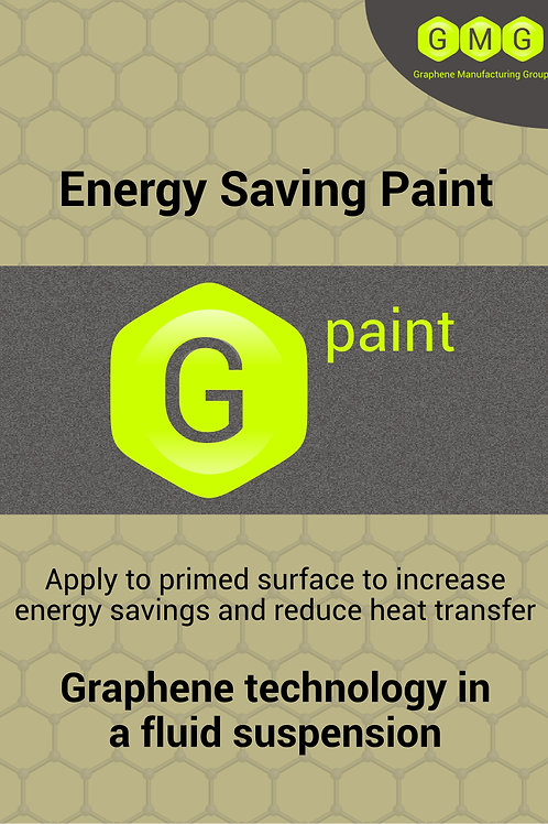 GMG G Paint - High Temperature Energy Saving Insulating Paint